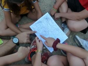 Planificando la actividad